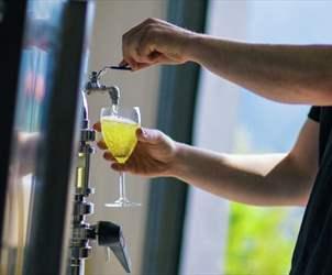 Apple cider from Alde|