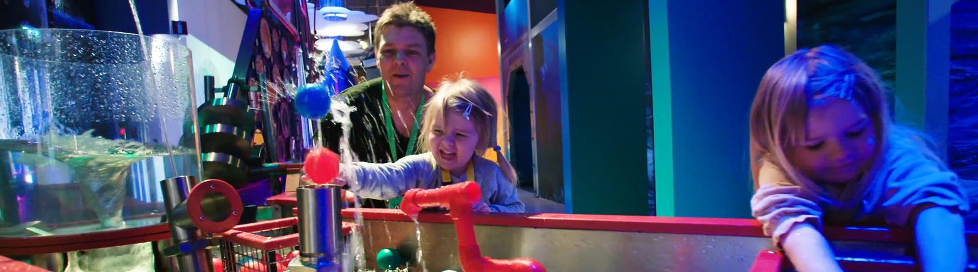 Barnevennlige aktiviteter i Bergen