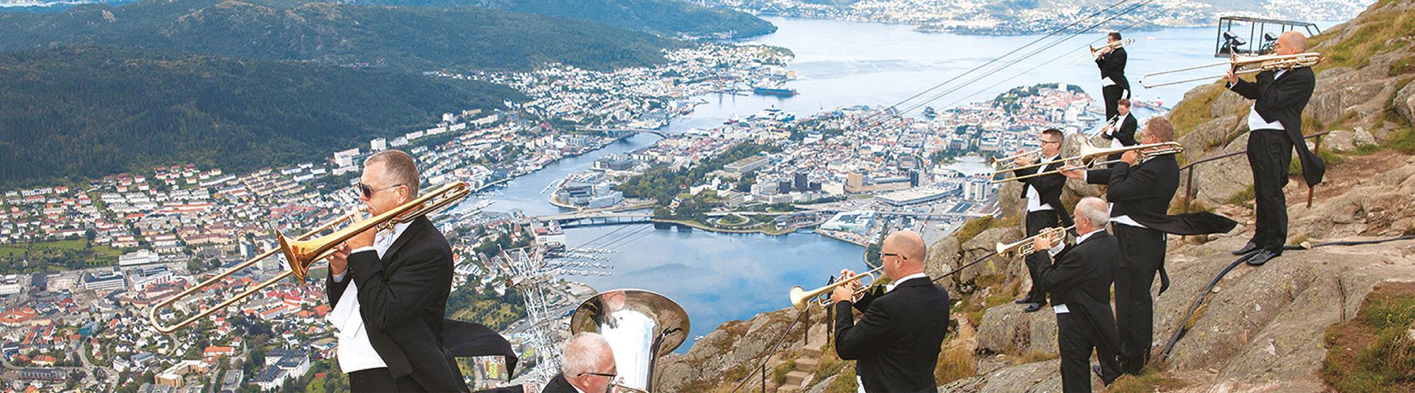 Hva skjer i Bergen