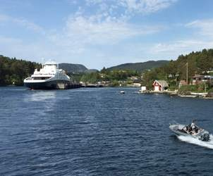 Thumbnail for How to get from Stavanger to Bergen
