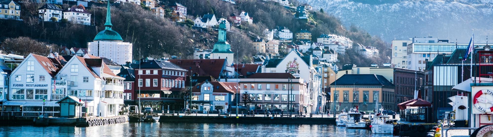How to get from Ålesund to Bergen