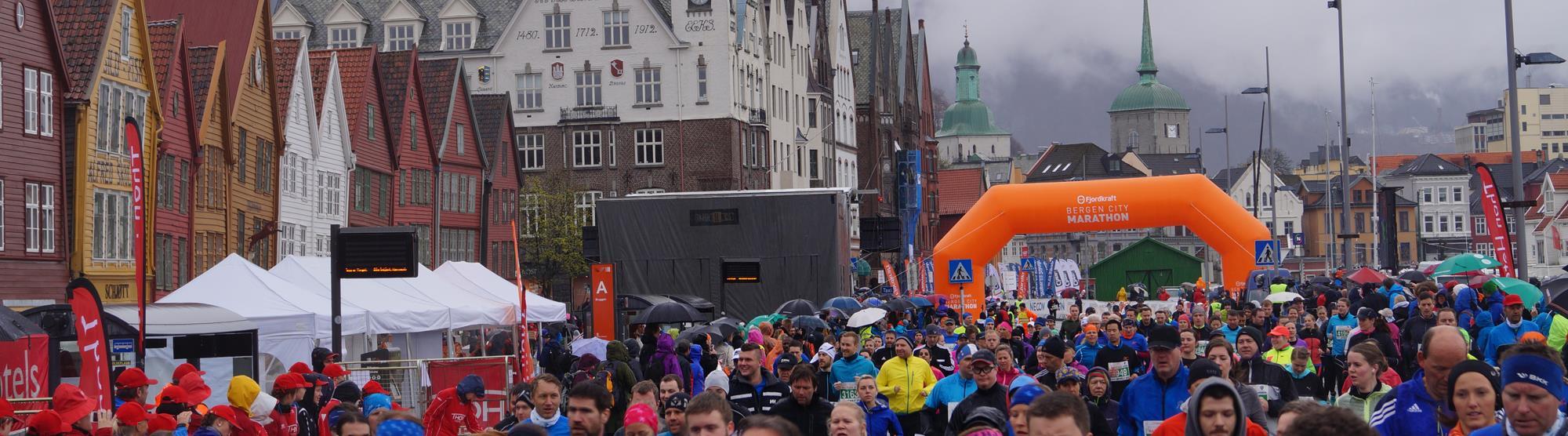 Bergen City Marathon