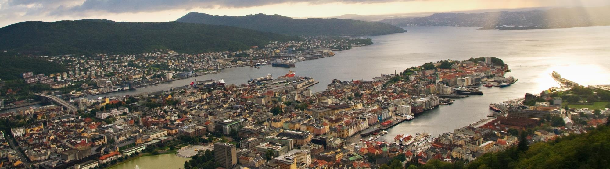 Hvordan reise fra Tromsø til Bergen