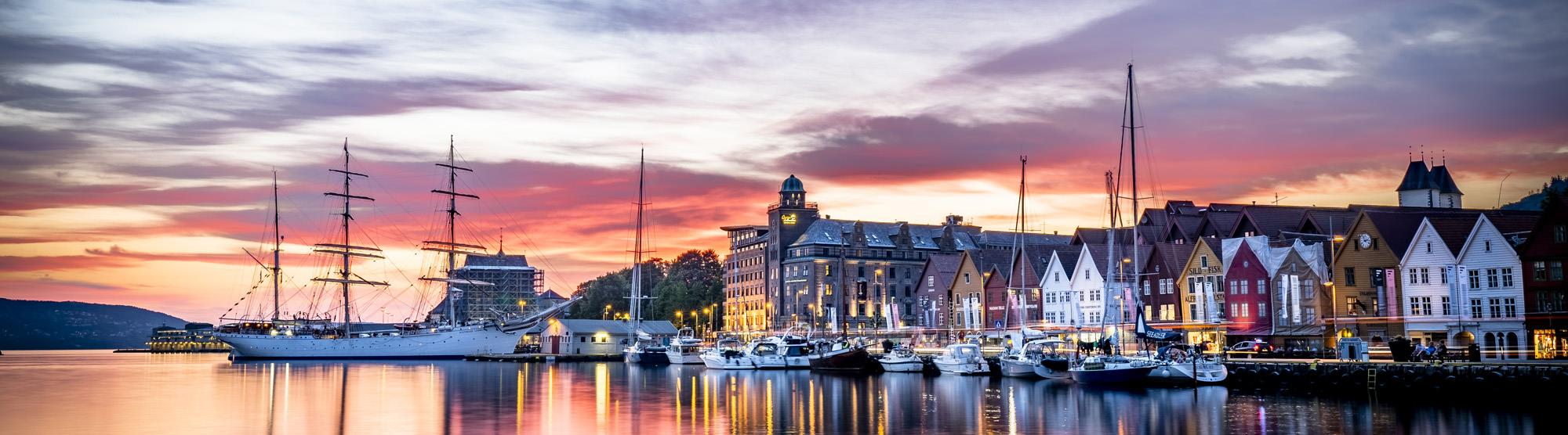 Weekend Trip From London to Bergen