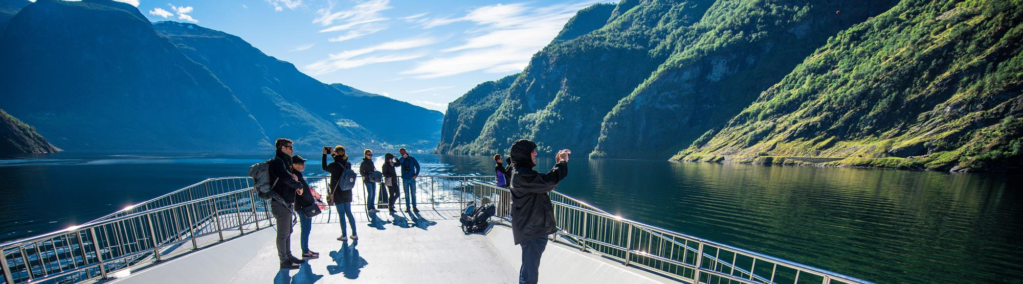 The best fjord cruises in Norway
