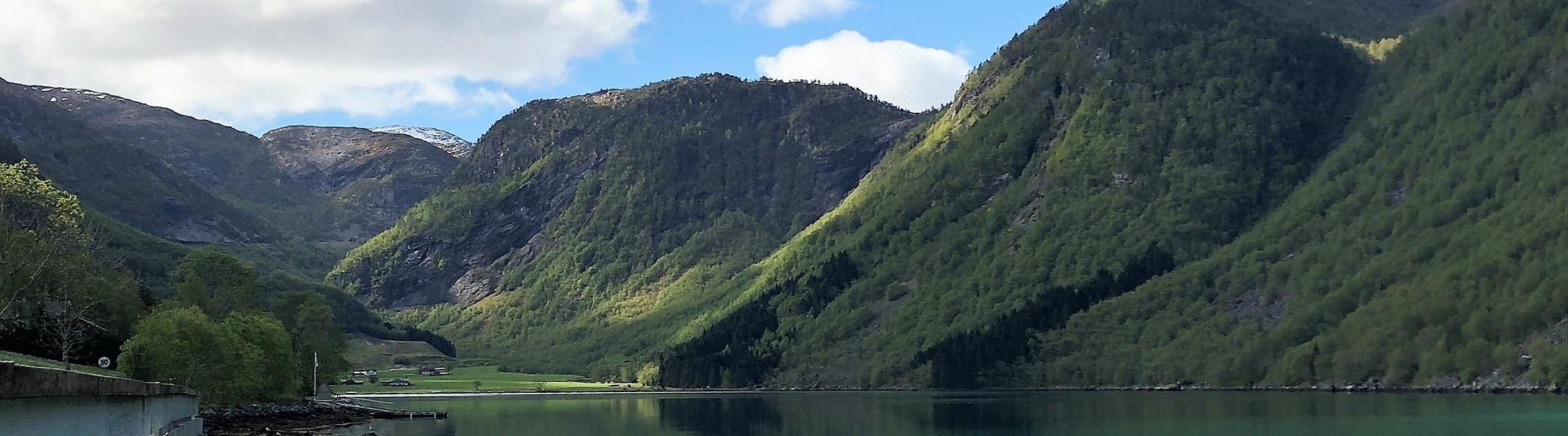 Fjordwelt jenseits der Hauptstraßen