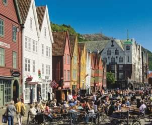 Thumbnail for Verdensarvbyen Bergen