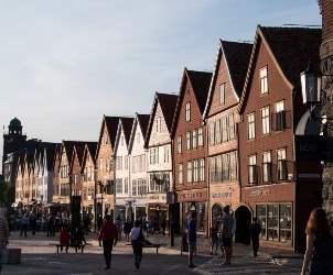 Bryggen, one of top 10 things to see in Bergen
