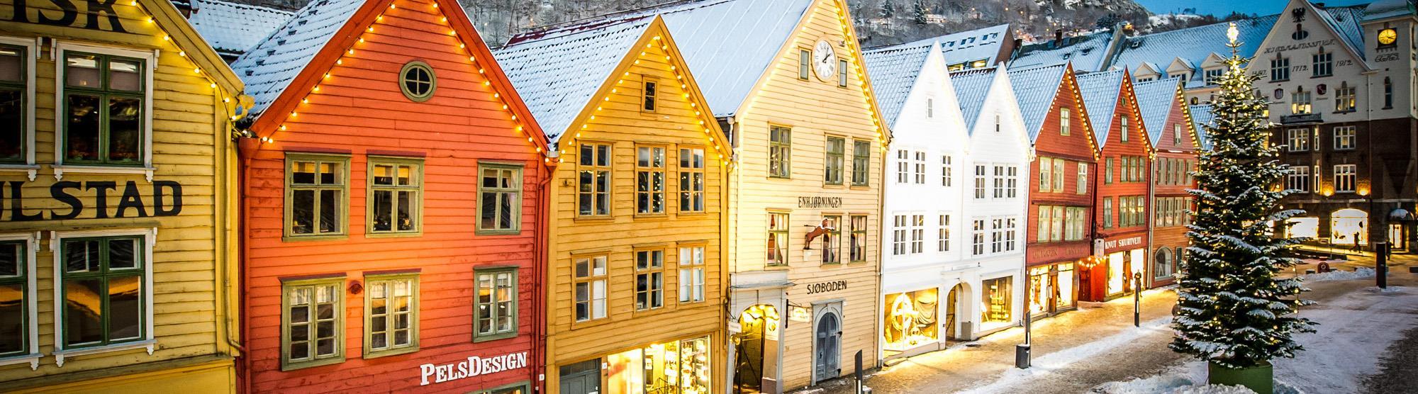 Søndagsåpent Bergen Jul 2018