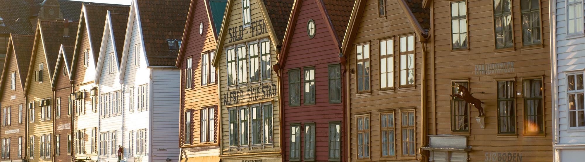 Sehenswürdigkeiten in Bergen