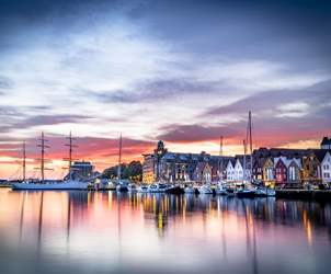 Thumbnail for Places to visit in Norway on a 1–2 week vacation