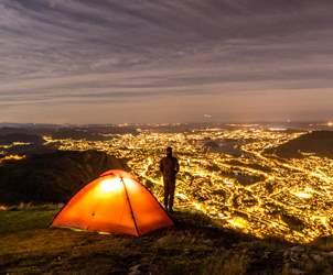 Campingplasser
