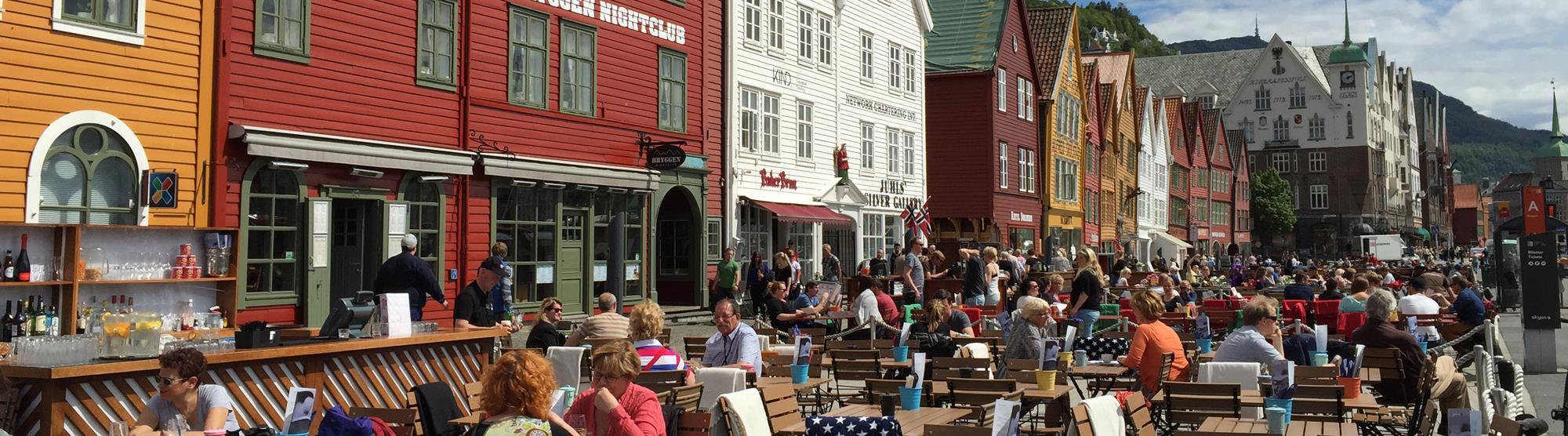 Bryggen - a World Heritage Site