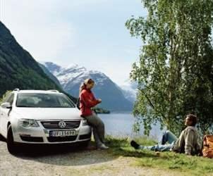 Ålesund Bergen med bil