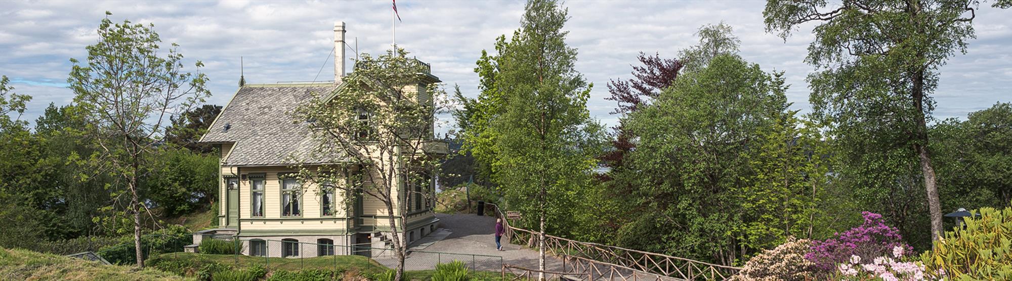 Edvard Grieg Museum Troldhaugen