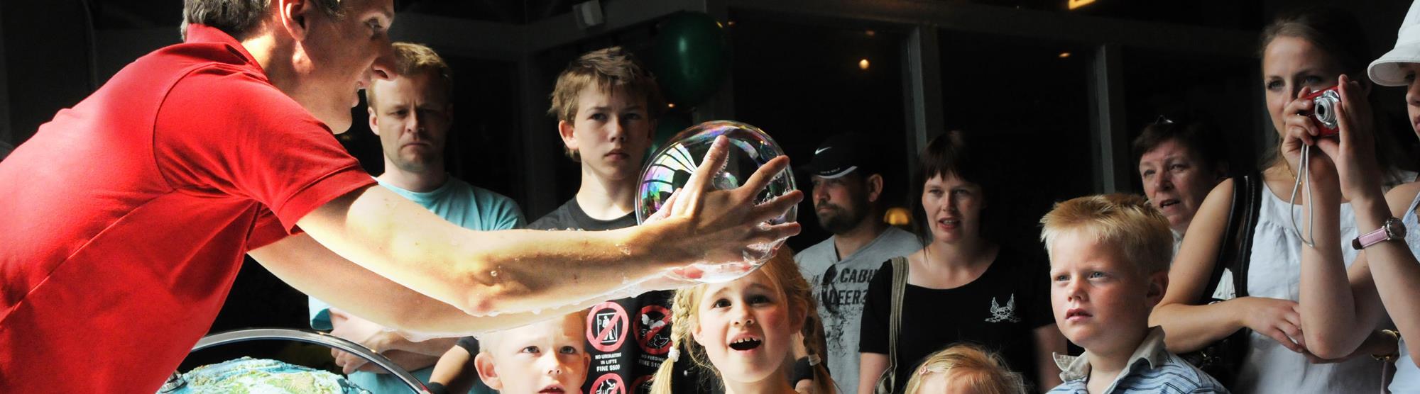 Hva skjer for barn i Bergen