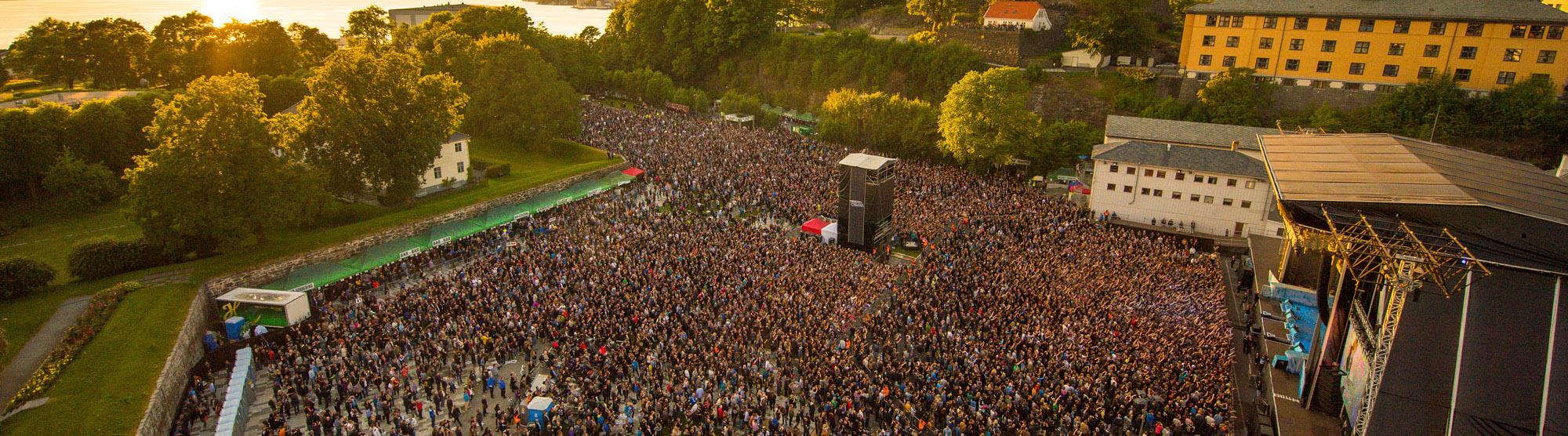 Festivals in Bergen