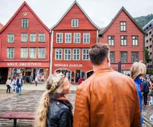 Films and pictures from Bergen