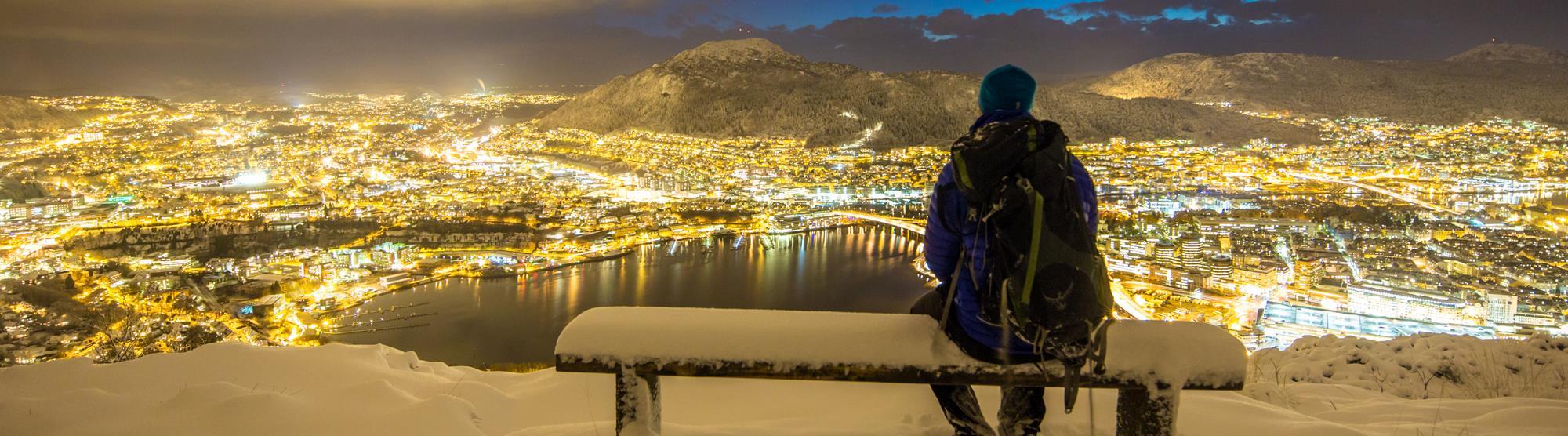 Winter in Bergen