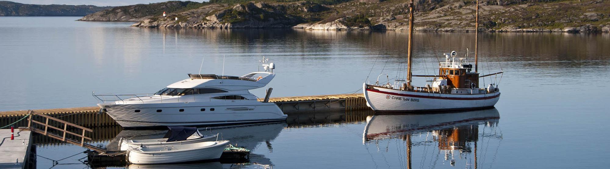 Fishing in Bergen