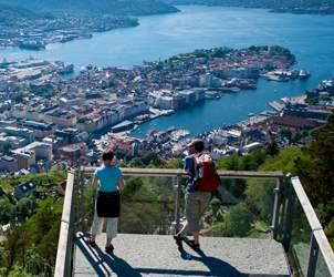 Thumbnail for 10 ting å gjøre en solskinnsdag i Bergen