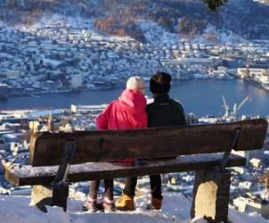 Thumbnail for What To Wear in Bergen in Winter Season
