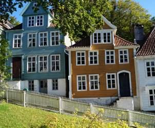 Thumbnail for Bilder fra Bergen