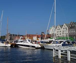 Gjestehavner i Bergen|Gjestehavner i Bergen