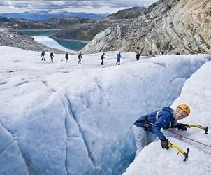 Durchblättern nach Gletschertouren