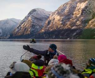 Thumbnail for Guided fjord tour