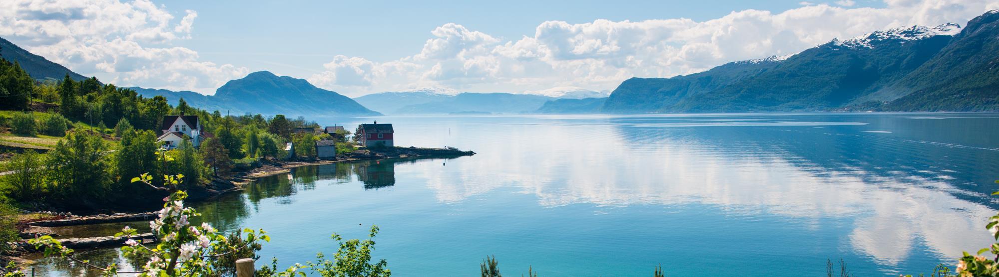 Die schönsten Fjorde in Norwegen
