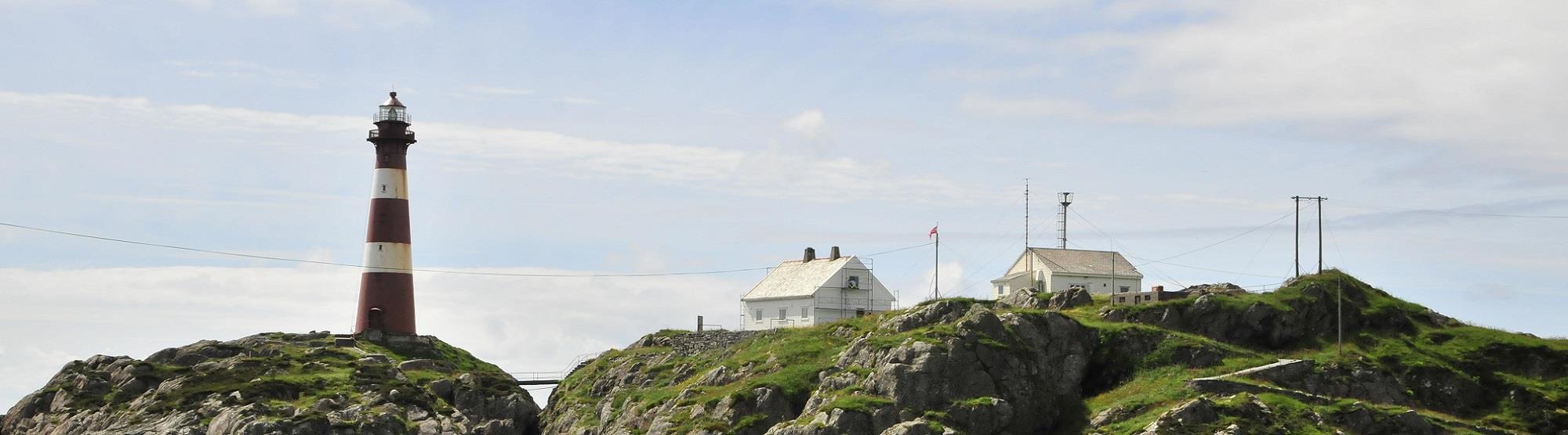 Hellisøy lighthouse - Fedje