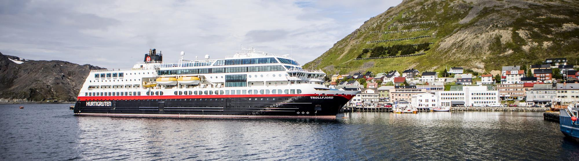 Hurtigruten routes