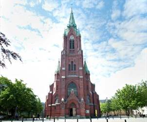 Kirker i Bergen -  Johanneskirken