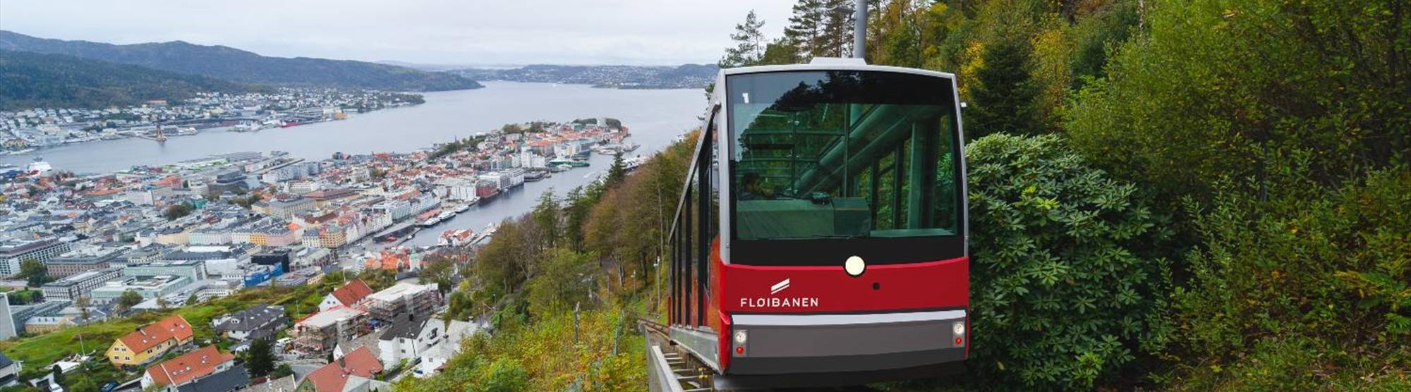 Classic weekend in Bergen