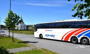 Durchblättern nach Kystbussen von/nach Stavanger