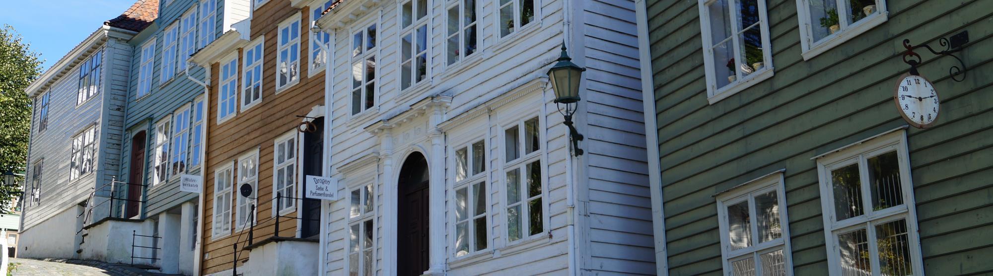 Museums in Bergen