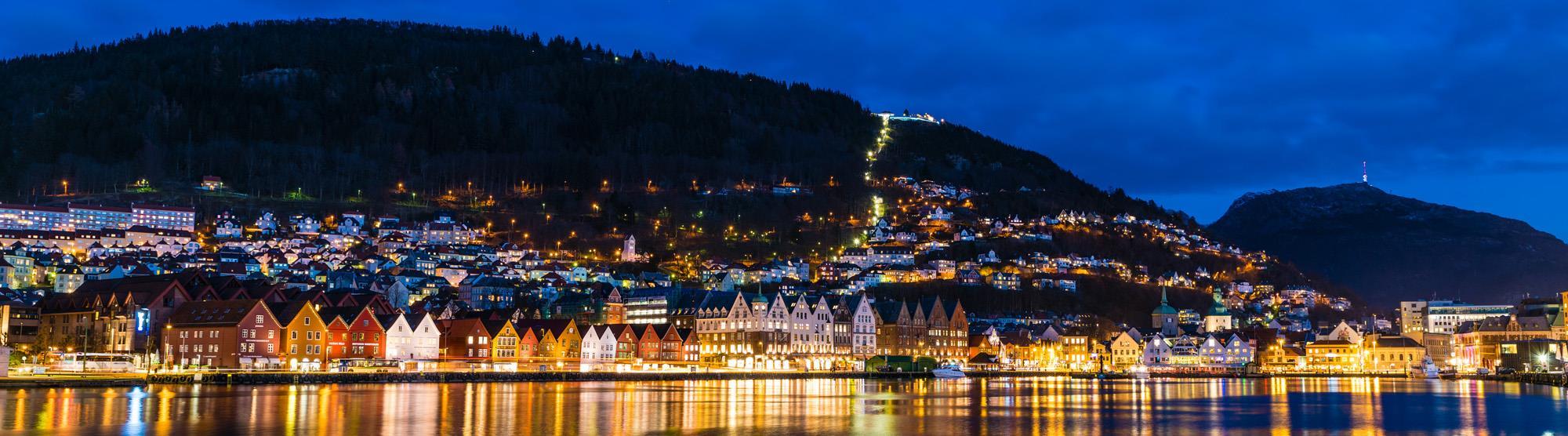 Bilder fra Bergen
