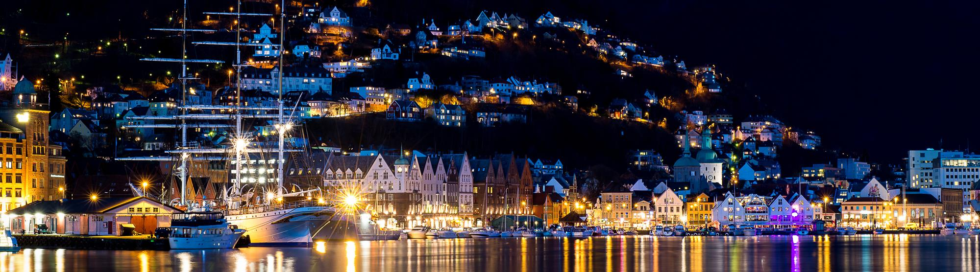 Bars and pubs in Bergen