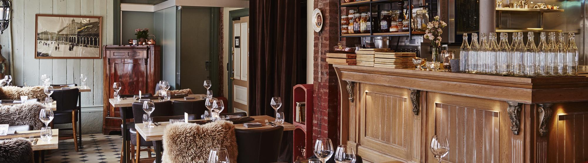 Exclusive restaurants in Bergen