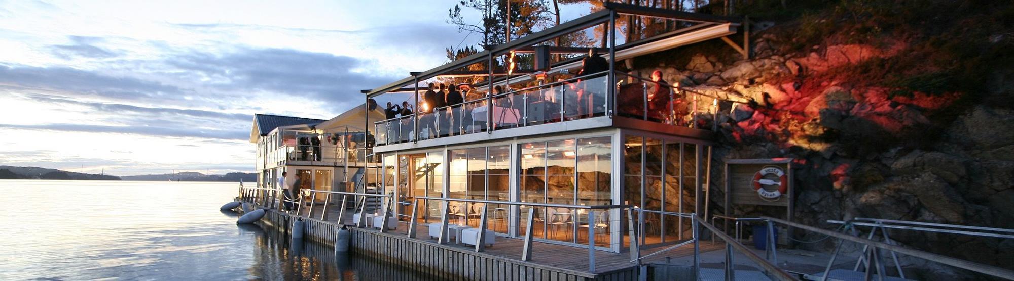 Restaurants in Bergen
