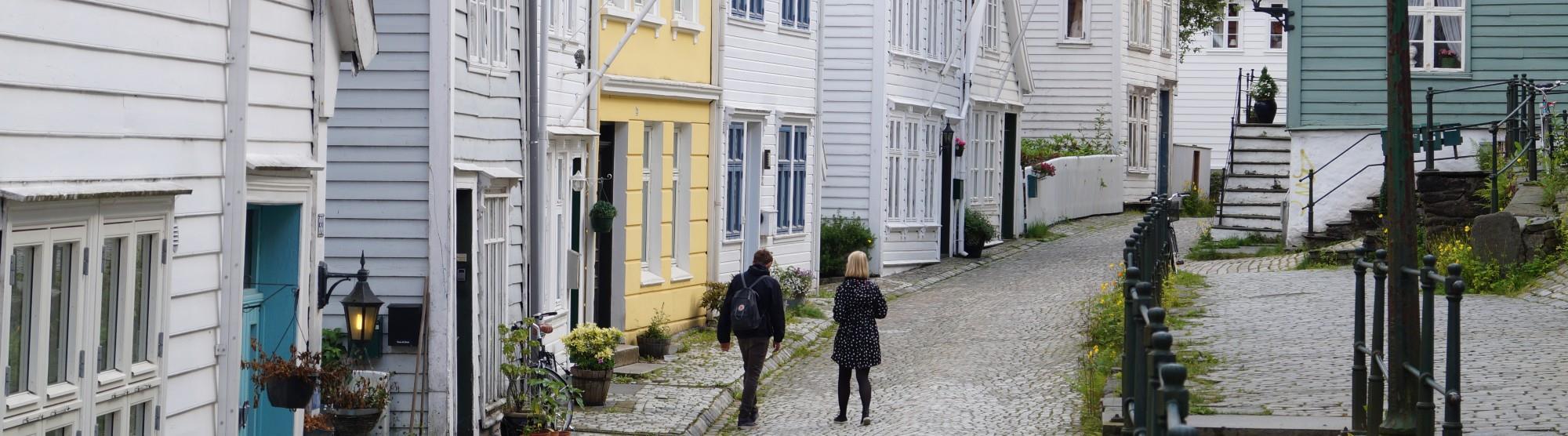 Self catering in Bergen
