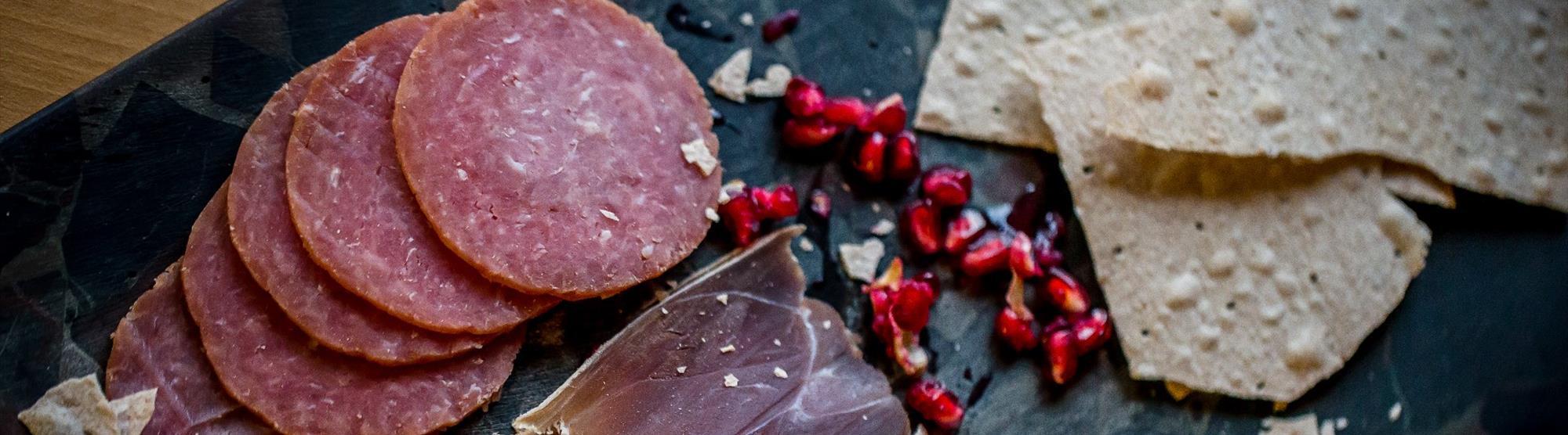 The taste of Nordhordland - spekemat