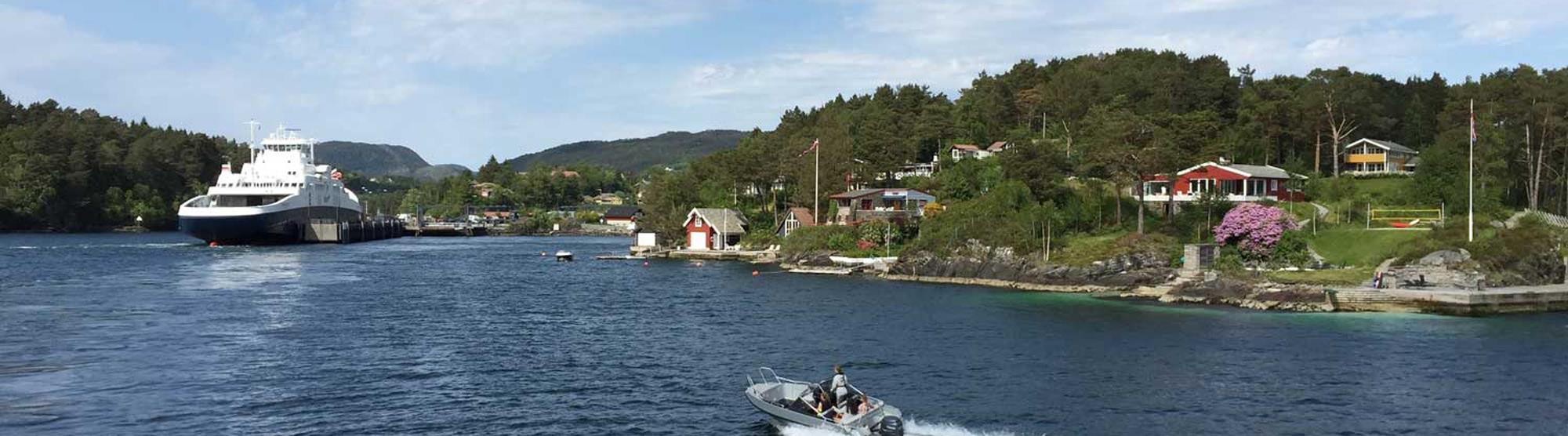 Hvordan reise fra Stavanger til Bergen