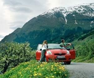 Kjøre Stavanger Bergen med stopp i Hardanger
