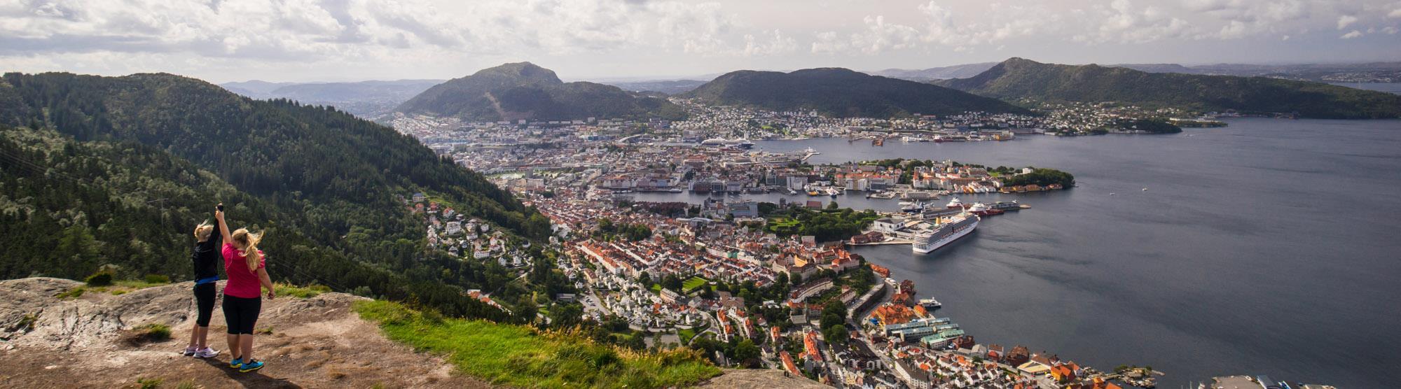 Activities in Bergen