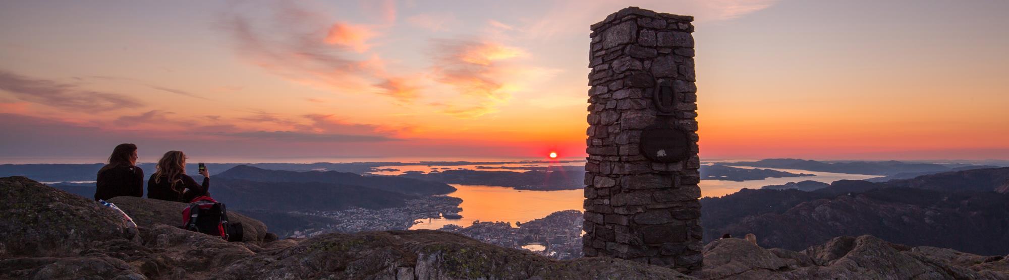 Kostenlose Aktivitäten in Bergen