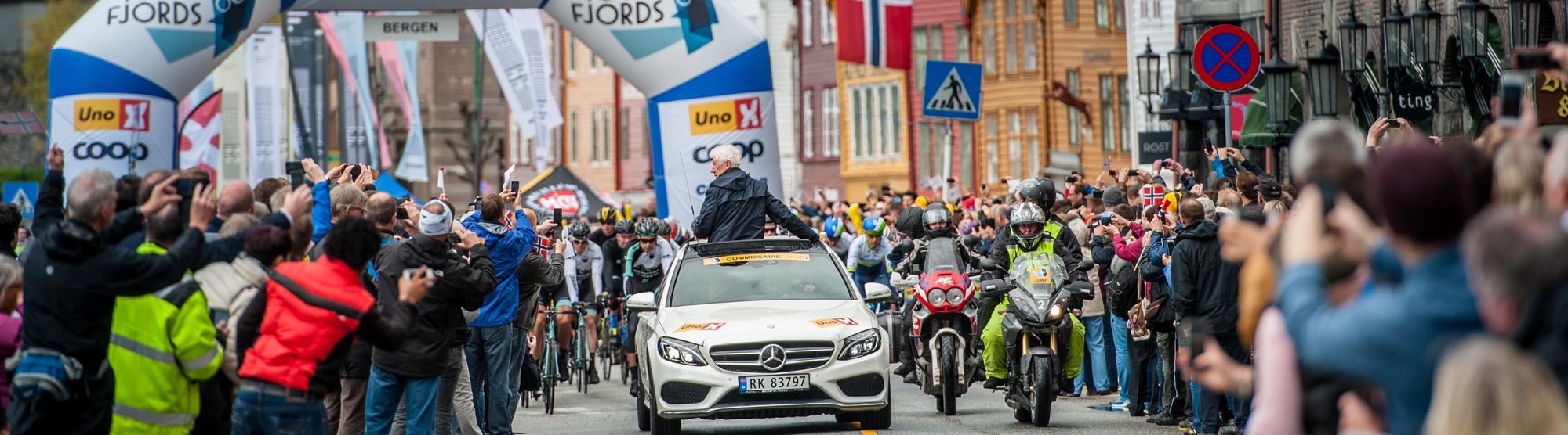 Sykkel-VM i Bergen!