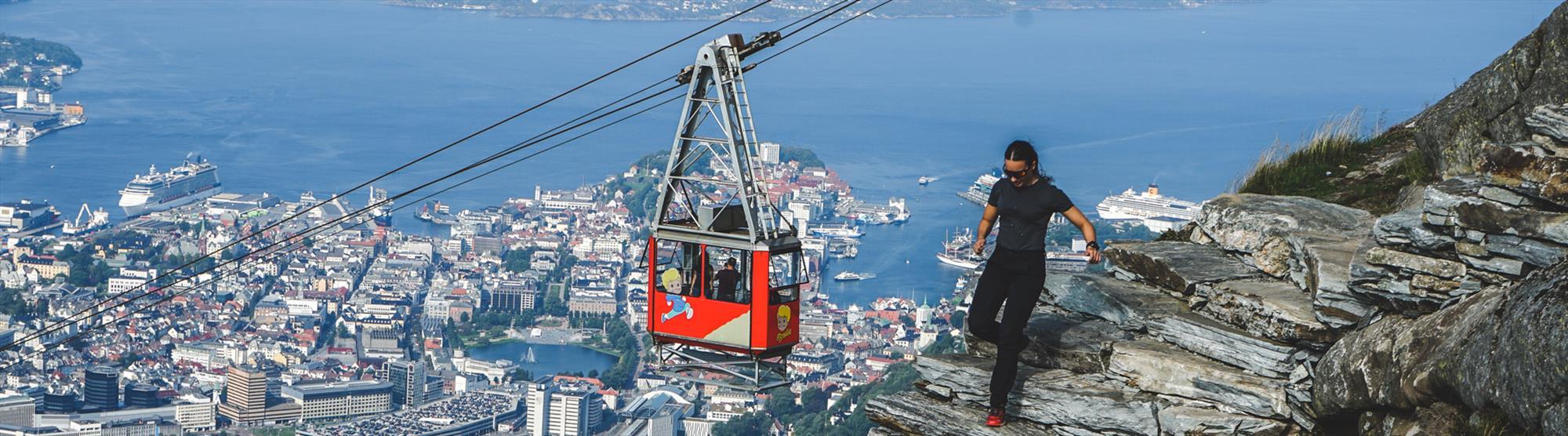 Erlebnisse in Bergen