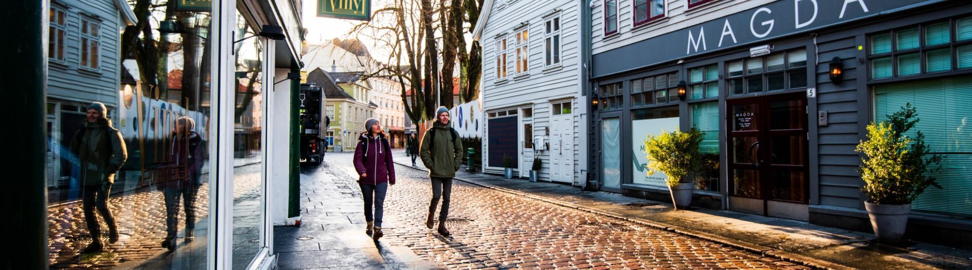 Ting å gjøre i Bergen med venner